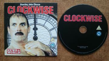 Clockwise DVD Originally Released by The News of the World
